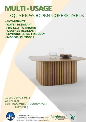 Multi-Usage-Square-Wooden-Coffe-TableCatalogue